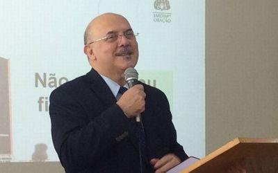 Pastor evangélico Milton Ribeiro é o novo ministro da Educação