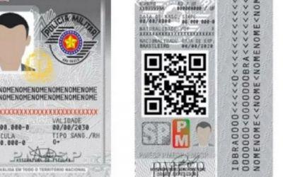 Documento de identidade para PMs seguirá um padrão nacional